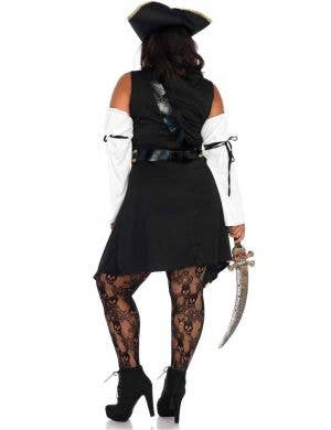 Black Sea Buccaneer Plus Size Pirate Costume