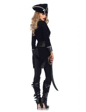 Seven Seas Beauty Deluxe Women's Pirate Costume