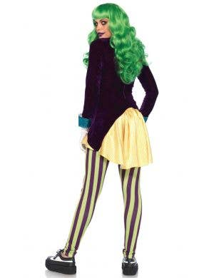 Wicked Trickster Women's Joker Costume