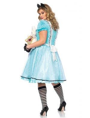 Tea Time Alice Women's Plus Size Costume