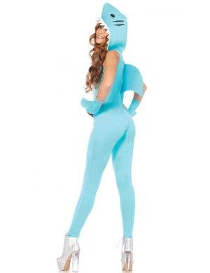 Deadly Land Shark Sexy Women's Costume