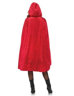 Classic Red Riding Hood Deluxe Women's Costume