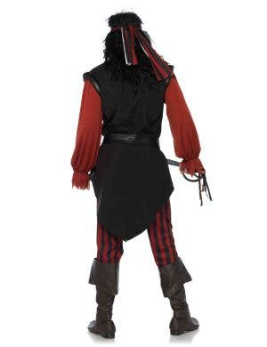 Captain Scurvy Men's Deluxe Pirate Costume