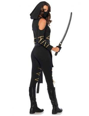 Japanese Stealth Ninja Sexy Women's Costume