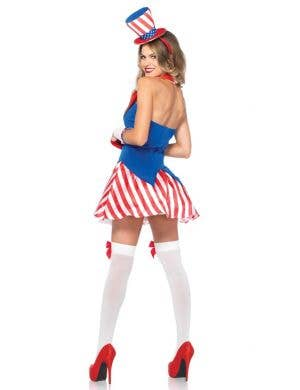 Yankee Doodle Darling Sexy Women's Costume