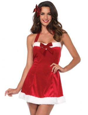 Santa's Little Helper Women's Sexy Christmas Costume