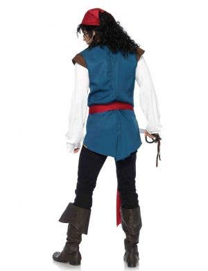 Pirate Scoundrel Men's Fancy Dress Costume
