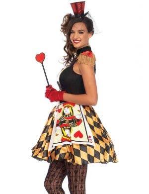 Queen's Card Guard Sexy Women's Wonderland Costume