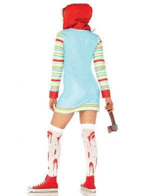 Cozy Killer Doll Women's Halloween Costume