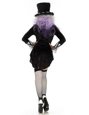 Dark Wonderland Mad Hatter Sexy Women's Costume