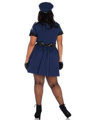 Flirty Cop Sexy Women's Plus Size Costume