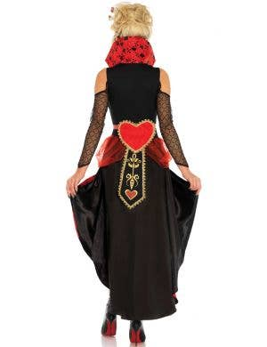 Rebel Red Queen Women's Steampunk Wonderland Costume