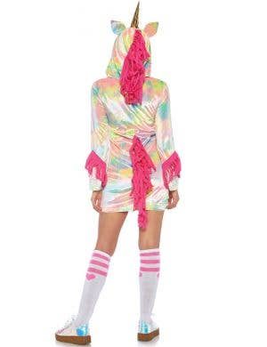 Cozy Enchanted Unicorn Women's Fancy Dress Costume