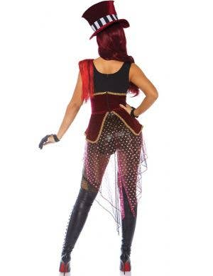 Daring Lion Tamer Women's Sexy Ringmaster Costume