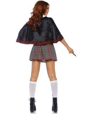 Sexy Gryffindor Women's School Uniform Costume