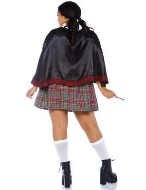 Spellbinding School Girl Sexy Plus Size Women's Costume