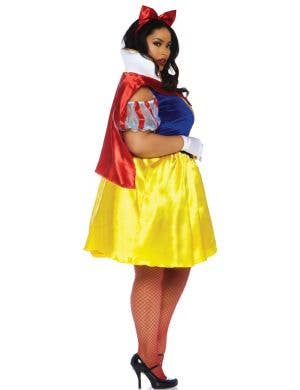 Snow White Women's Classic Plus SIze Fairytale Costume