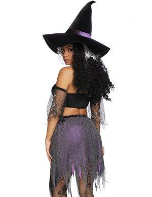 Spellcaster Women's Sexy Witch Halloween Costume