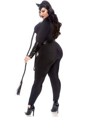 Sultry Supervillain Women's Sexy Plus Size Costume