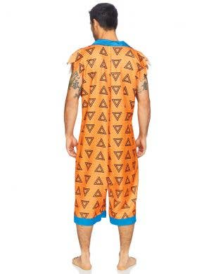 Bedrock Bro Men's Fred Flintstone Costume