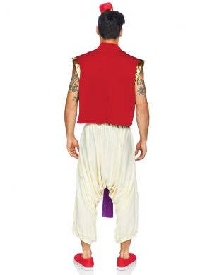 Desert Prince Men's Aladdin Fancy Dress Costume