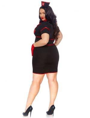 Bedside Babe Women's Plus Size Naughty Nurse Costume