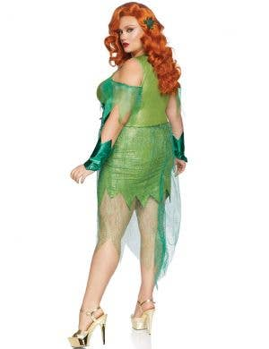 Perfect Poison Women's Plus Size Poison Ivy Costume