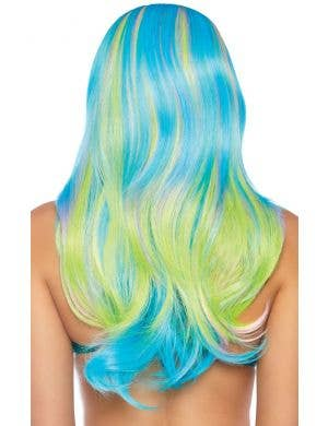Mystic Hue Long Wavy Mermaid Costume Wig