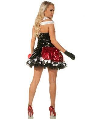Harlequin Jester Sexy Women's Costume