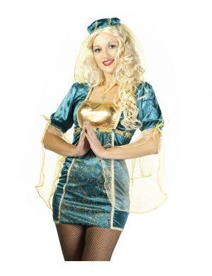 Maid Marion Sexy Women's Costume - XS Only