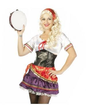 Gypsy Fortune Teller Women's Costume