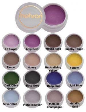 Shado-Liner Creamy Makeup - Colour Choice