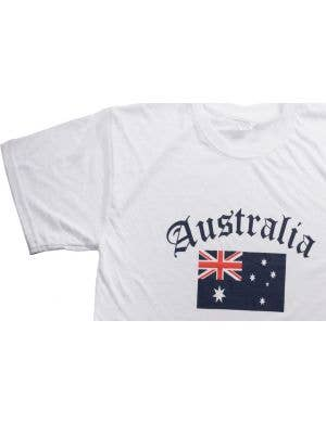Australia Day Men's Aussie Flag T-Shirt