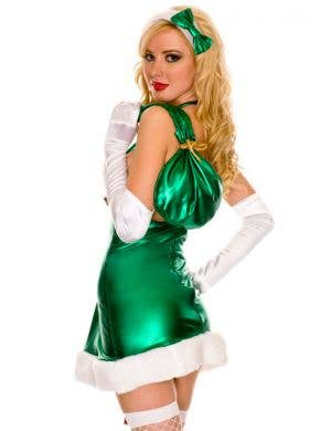 Miss Elf Sexy Christmas Costume