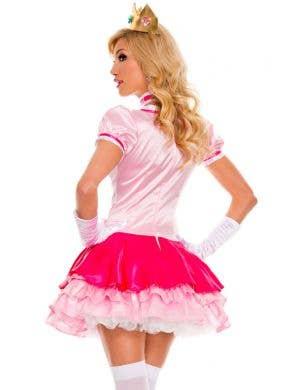 Peachy Princess Sexy Women's Costume