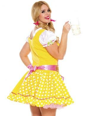 Bright Beer Baby Plus Size Women's Oktoberfest Costume