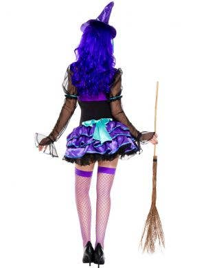 Wondrous Witch Sexy Women's Halloween Costume
