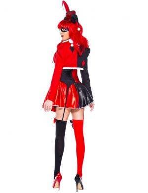 Cute Quinn Women's Sexy Harley Quinn Costume
