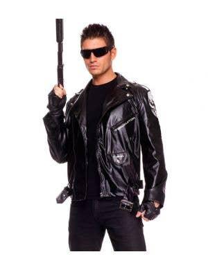 The Terminator Deluxe Men's Costume