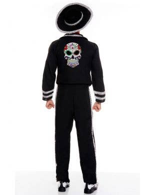 Day of the Dead Men's Mariachi Costume