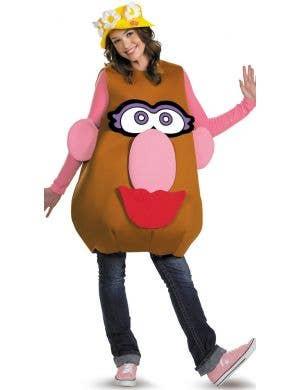 Mr And Mrs Potato Head Deluxe Fancy Dress Costume