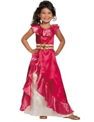Elena of Avalor Girls Disney Princess Costume