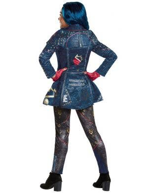 Disney Descendants 2 Girl's Deluxe Evie Fancy Dress Costume