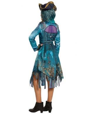 Disney Descendants 2 Girl's Deluxe Uma Fancy Dress Costume