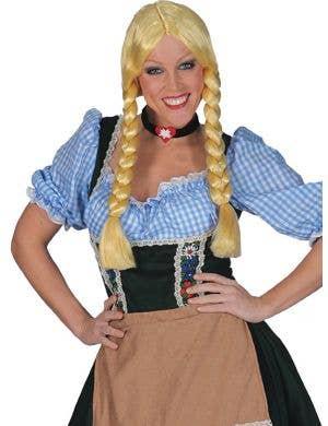 Salzburg Oktoberfest Women's Festival Babe Costume