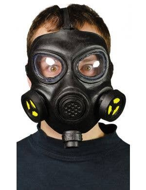Gas Mask Adults Halloween Costume Accessory