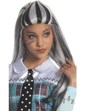 Frankie Stein Monster High Girls Wig