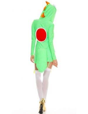 Playful Yoshi Women's Dino Costume