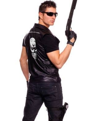 The Terminator Men's Vest Halloween Costume