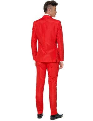 Suitmeister Red Novelty Men's Oppo Suit